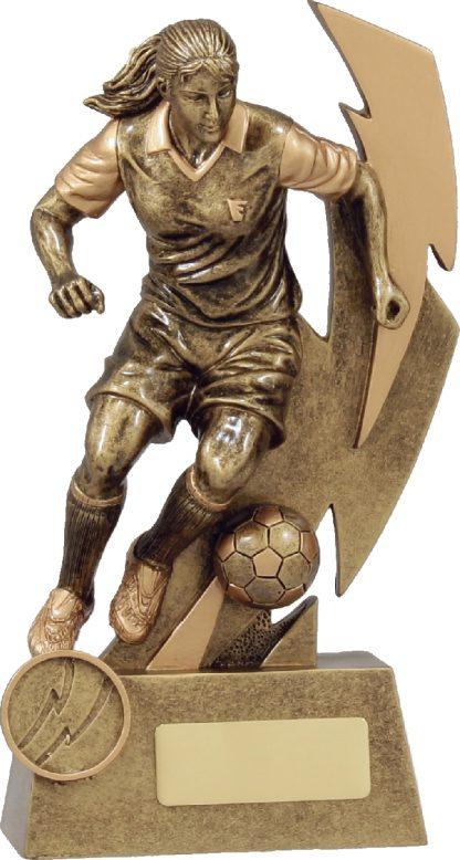 11681C Soccer Trophy 200mm New 2015