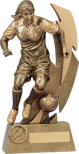 11681E Soccer Trophy 265mm New 2015