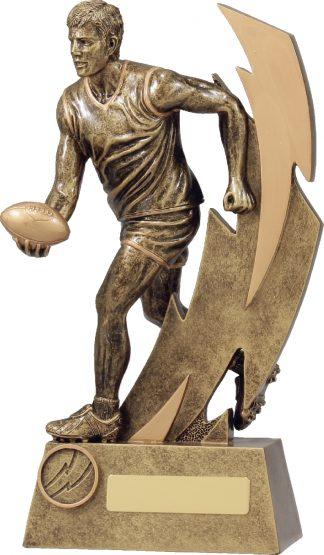 11688E Australian Rules (AFL) Trophy 260mm New 2015