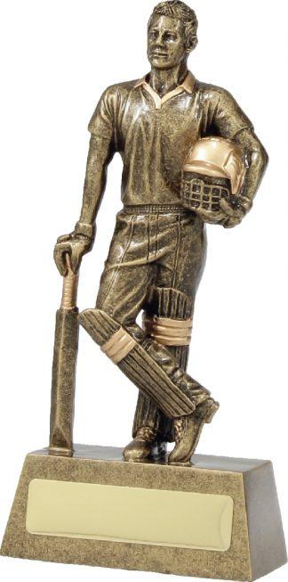 11714B Cricket trophy 185mm
