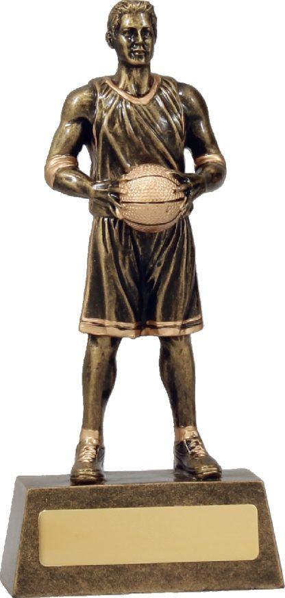 11760B Basketball trophy 190mm