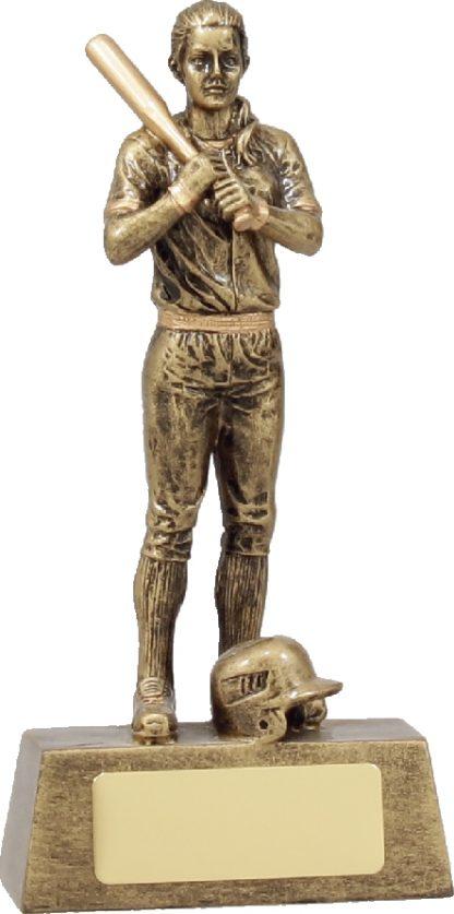 11775A Baseball - Softball trophy 150mm