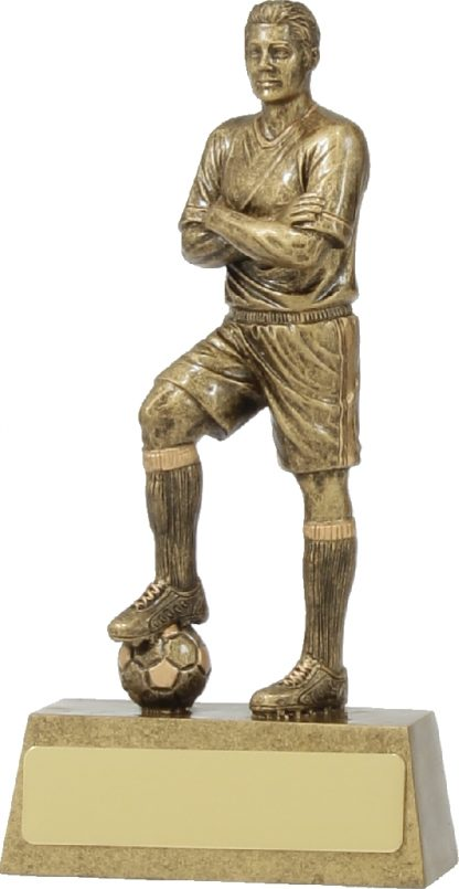 11780A Soccer trophy 160mm
