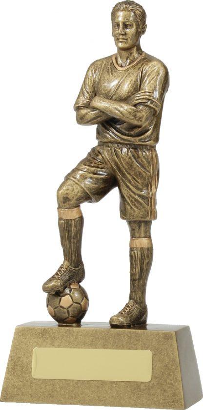 11780C Soccer trophy 225mm