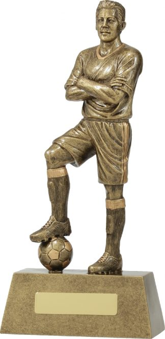 11780E Soccer trophy 270mm