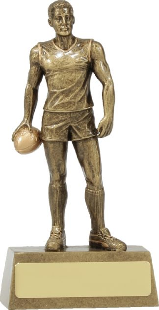 11788A Australian Rules (AFL) trophy 160mm