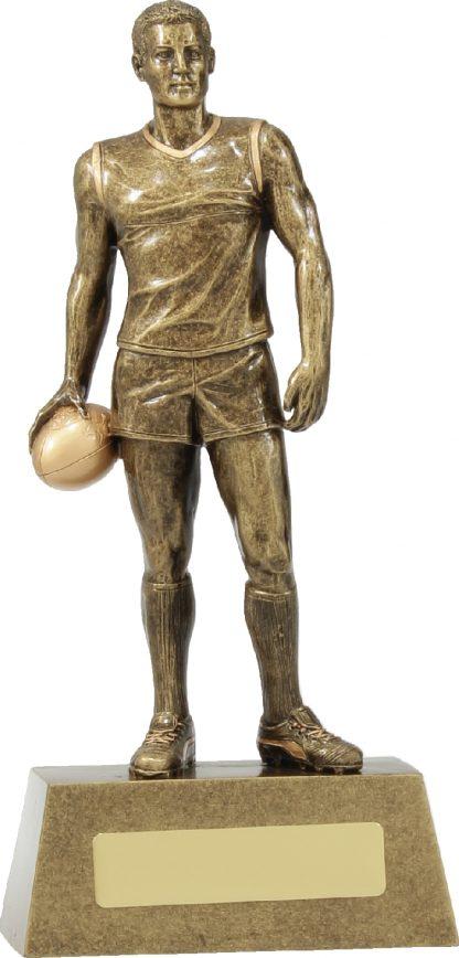 11788C Australian Rules (AFL) trophy 225mm