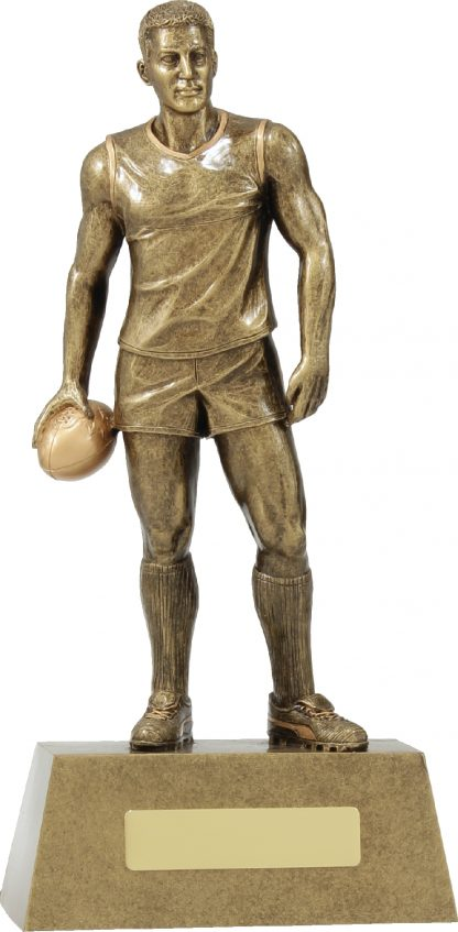 11788E Australian Rules (AFL) trophy 270mm