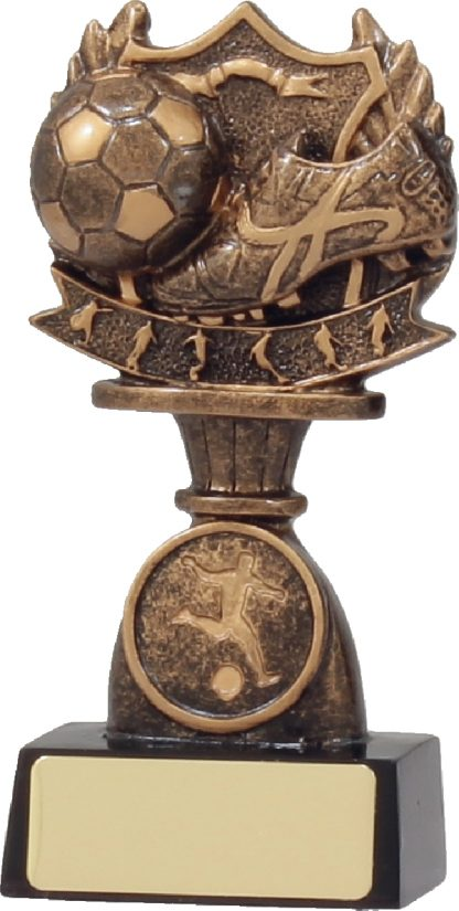 11938A Soccer Trophy 130mm New 2015