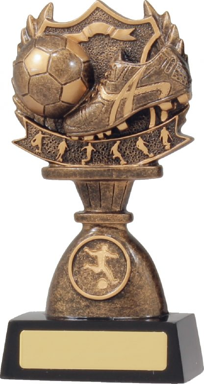 11938C Soccer Trophy 180mm New 2015
