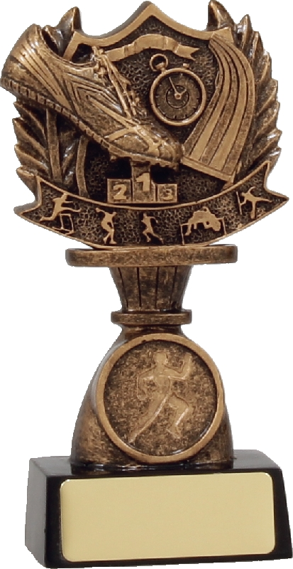11947A Athletics trophy 130mm New 2015