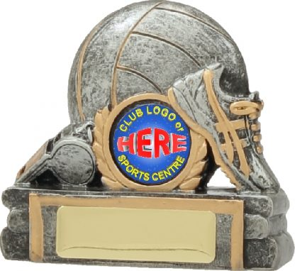 12037 Netball trophy 80mm