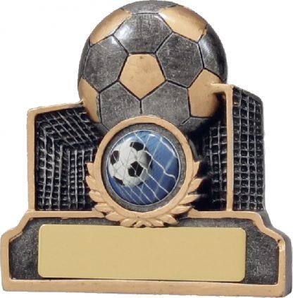 12038 Soccer trophy 95mm