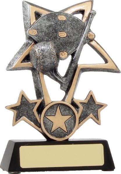 12433M Baseball - Softball trophy 135mm