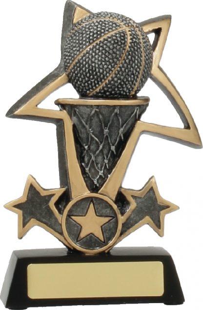 12434L Basketball trophy 155mm