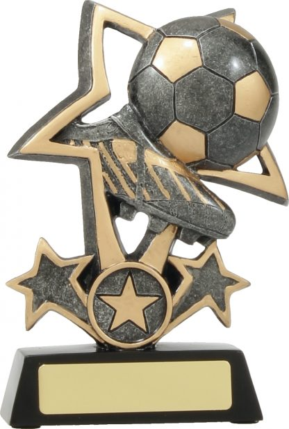 12438L Soccer trophy 155mm