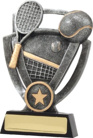 12718L Tennis trophy 150mm