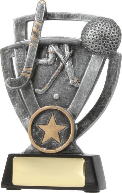 12744M Hockey trophy 130mm