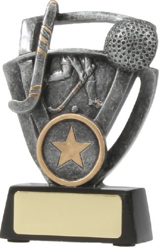 12744S Hockey trophy 110mm
