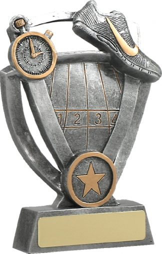 12747L Athletics trophy 145mm
