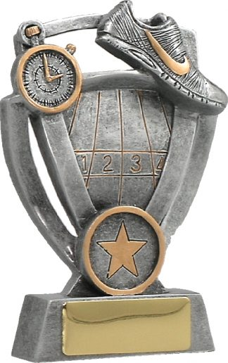 12747M Athletics trophy 125mm