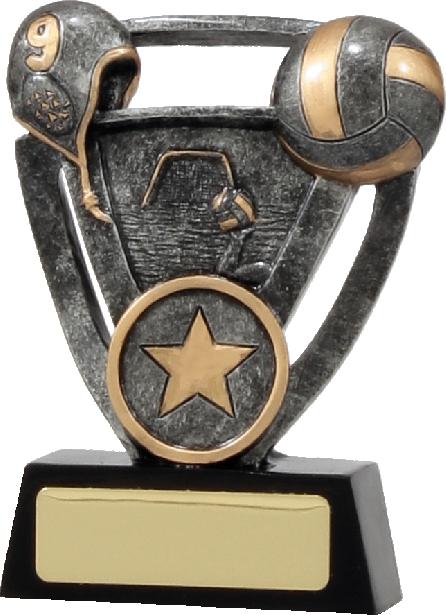 Waterpolo Trophy 12770L 150mm