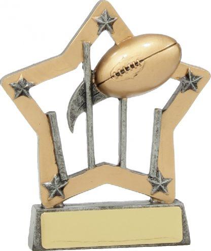 12912 Australian Rules (AFL) trophy 129mm