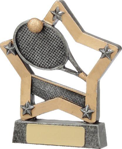 12918 Tennis trophy 130mm