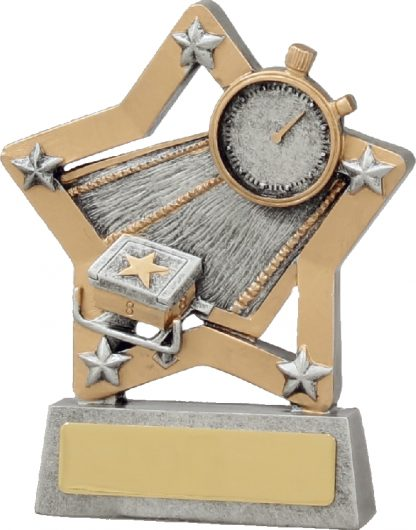 12930 Swimming trophy 130mm