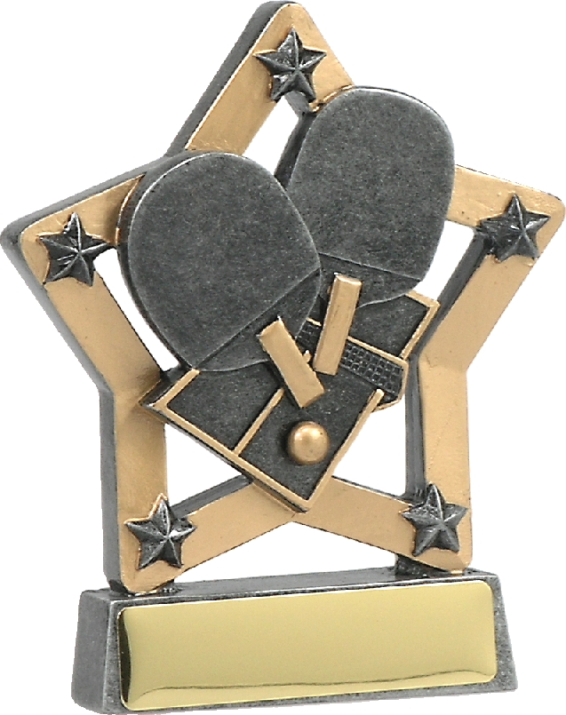 12966 Tennis trophy 130mm