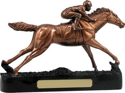 13037 Equestrian trophy 130mm