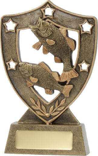 13503 Fishing Trophy 125mm