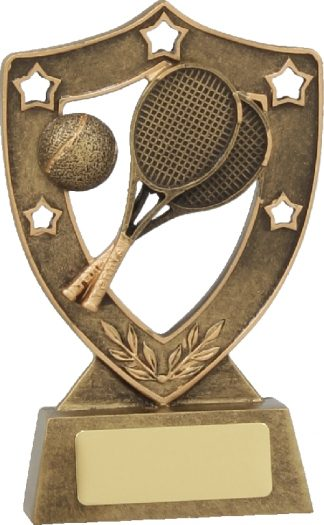 13518 Tennis Trophy 125mm