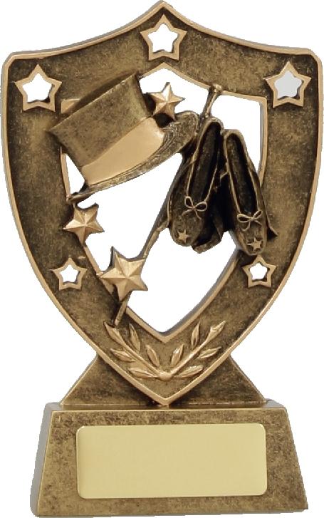 13519 Dance trophy 135mm