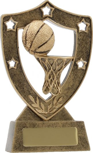 13534 Basketball trophy 135mm