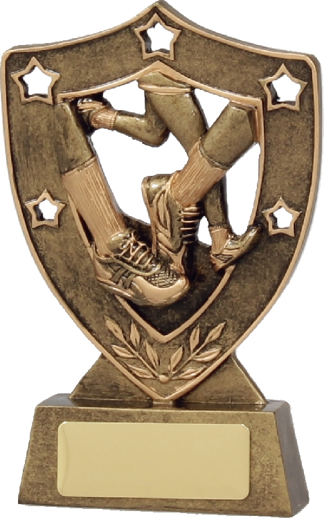 13547 Athletics trophy 130mm