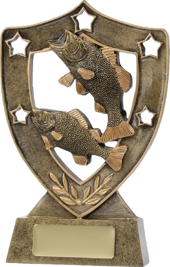 13603 Fishing Trophy 155mm
