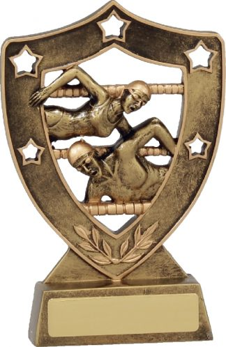 13630 Swimming Trophy 155mm