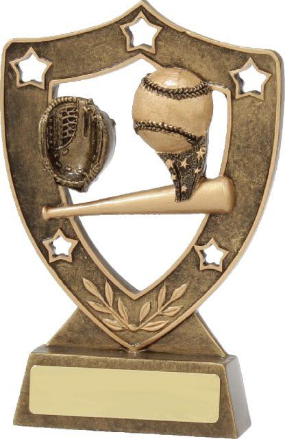13633 Baseball - Softball trophy 136mm