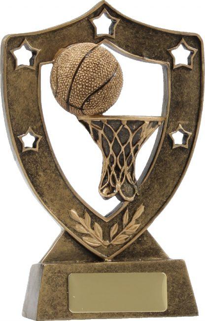 13634 Basketball trophy 136mm