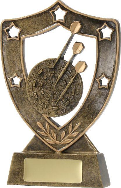 13638 Darts trophy 136mm