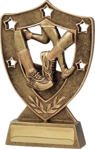 13647 Athletics trophy 160mm