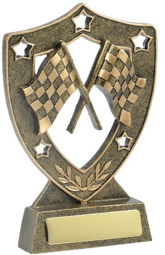 13684 Motor Sports trophy 160mm