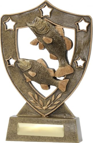13703 Fishing Trophy 205mm