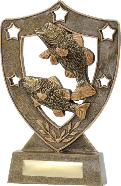 13703 Fishing Trophy 205mm