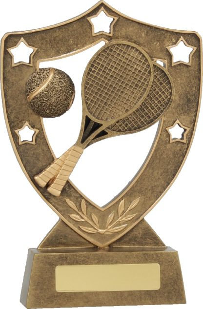 13718 Tennis trophy 210mm