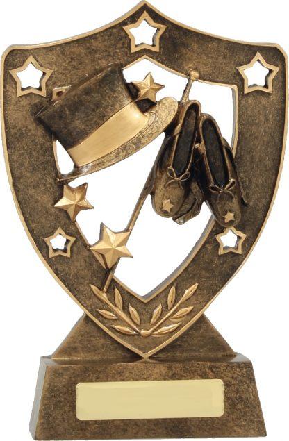 13719 Dance trophy 137mm
