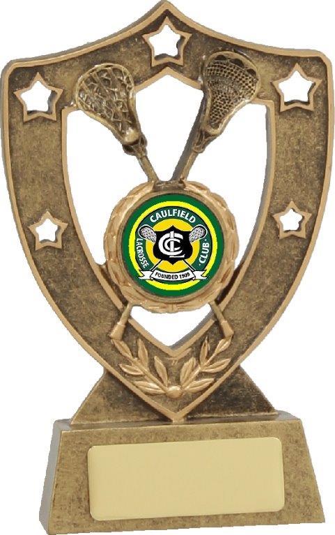 13764 Lacrosse Trophy 200mm