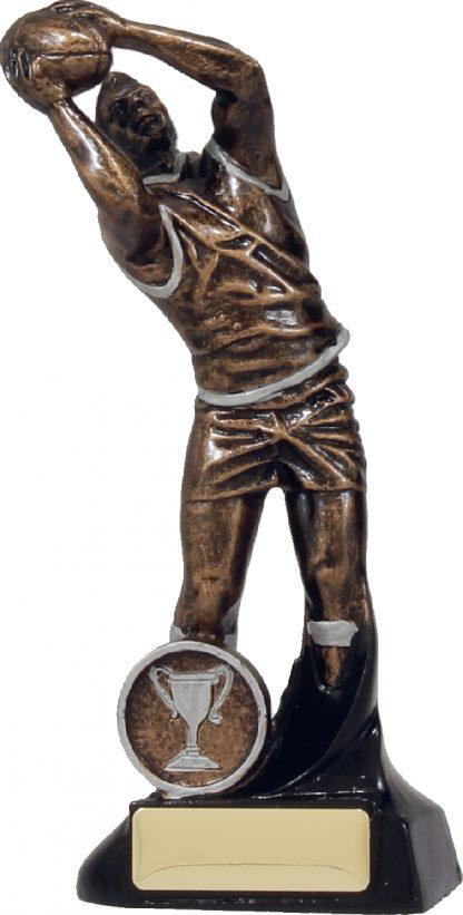 14088B Australian Rules (AFL) trophy 180mm