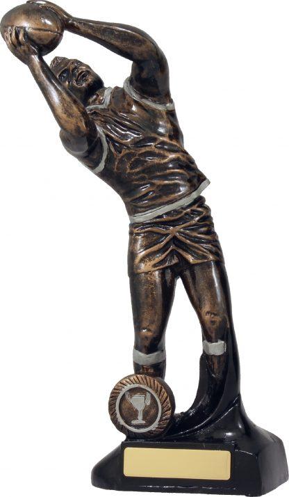 14088E Australian Rules (AFL) trophy 315mm